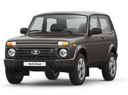 Lada 4x4 Lada4x4 Urban Амортизаторы передние