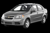 Chevrolet Aveo Амортизаторы задние