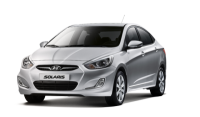 Hyundai Solaris Амортизаторы задние