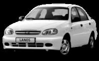Chevrolet Lanos Амортизаторы задние
