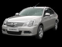 Nissan Almera G15 Амортизаторы задние