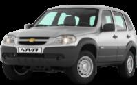 ВАЗ 2123 Niva Chevrolet Амортизаторы задние