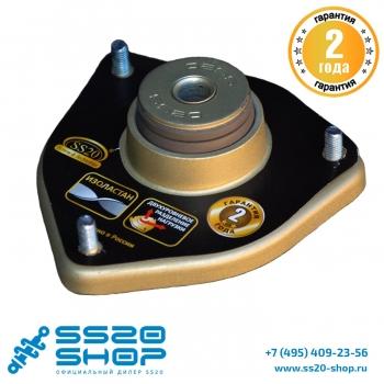 Опора стойки передней SS20 GOLD для ВАЗ 1117, 1118, 1119 Калина (с подшипником SS20) (к-т 2 шт)