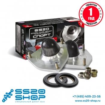 Опора стойки передней SS20 Hard Sport (ШС) для ВАЗ 1117, 1118, 1119 Калина (к-т 2 шт)