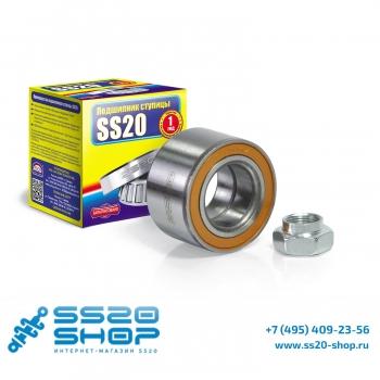 Подшипник передней ступицы SS20 для ВАЗ 2110, 2111, 2112 (ремонтный комплект)