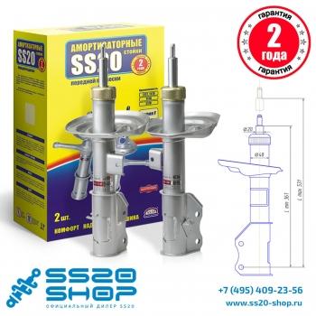 Стойки передней подвески SS20 для Лада Веста Lada VESTA SW (к-т 2 шт)