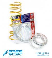 Защитная оплетка витка пружины полиуретановая d 120-160 мм