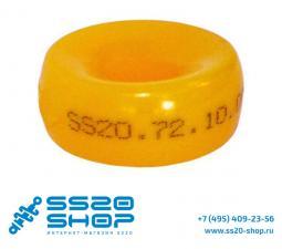 Полиуретановые подушки амортизатора задней подвески SS20 (бублики) для ВАЗ 2170-2172 Приора
