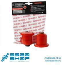 Полиуретановые шарниры рычага задней балки SS20 для ВАЗ 2192-2194 Лада Калина 2 (2шт.)