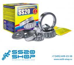 Подшипник передней ступицы SS20 (CC20) для ВАЗ 2101-2107  Классика (ремонтный комплект)