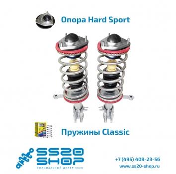 Модуль передней подвески SS20 с опорой Hard Sport для ВАЗ 2113-2115