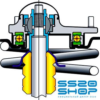 Схема опоры SS20 Hard Sport