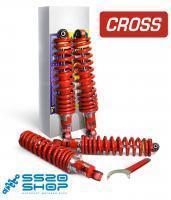 Амортизаторы в сборе для квадроциклов Baltmotors Jumbo 700 серии SS20 CROSS