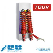 Амортизатор задний в сборе SS20 с пружинами TOUR для ATV BM 700 Jumbo (к-т 2 шт)