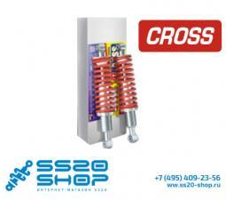 Амортизатор задний в сборе SS20 с пружинами Cross для CFMOTO X5 X6 X8 (к-т 2 шт)