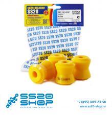 Полиуретановые втулки реактивной тяги (большие) SS20 для ВАЗ 2101-2107 Классика (4 шт)