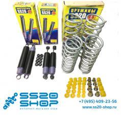 Комплект подвески + комплект полиуретана SS20 для ВАЗ 2101-2107 Классика